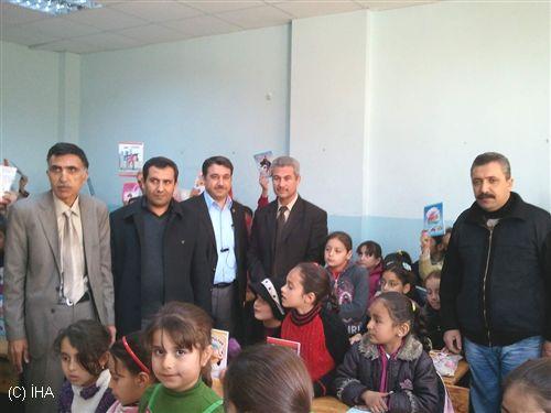 Suriyeli Öğrencileri Unutmadık